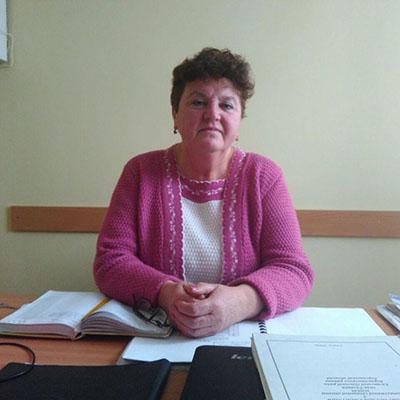 Шибінська Ірина Степанівна