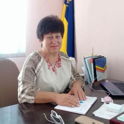 Пономаренко Раїса Миколаївна
