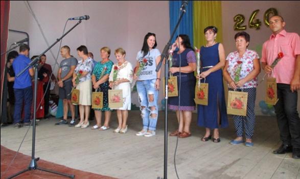 Нагородження учасників АТО