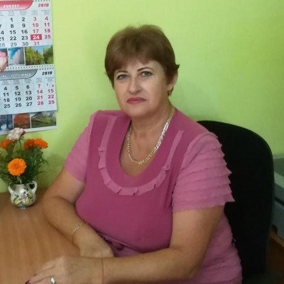 Мурашова Валентина Миколаївна